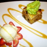 Sansho Bread Pudding